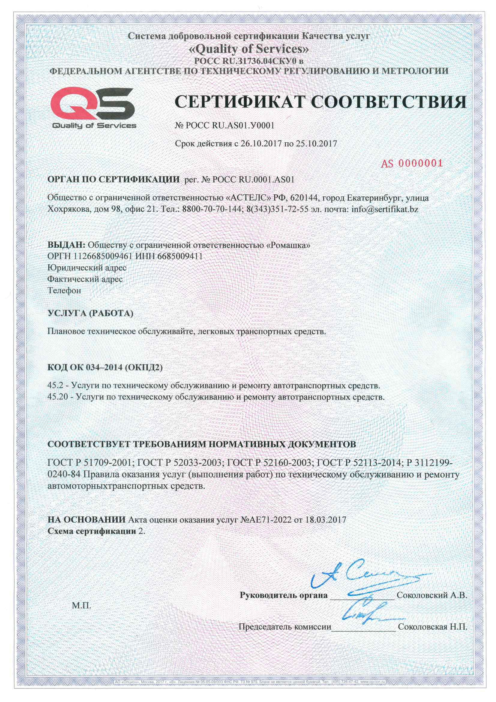 Получение сертификата для торгов новотроицк сертификация вто развал
