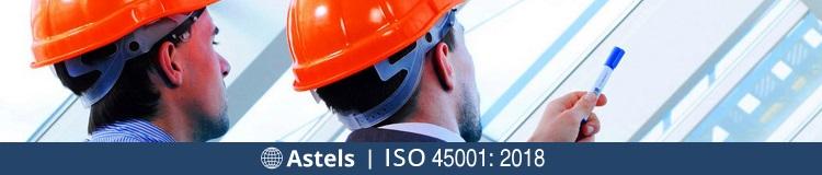 Получение сертификата ISO 45001-2018